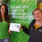 2.000 Euro für Green City e. V.