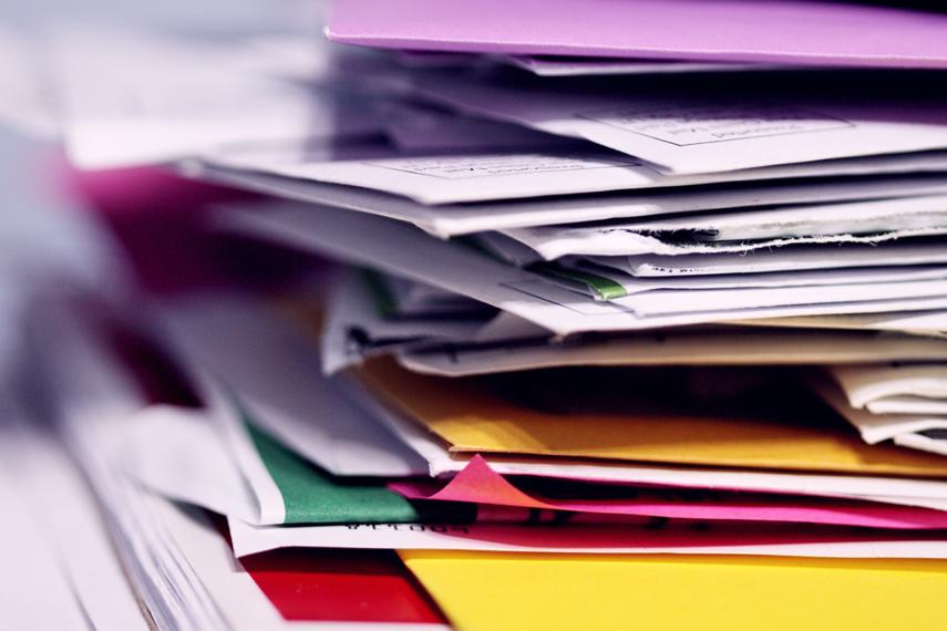 Rechnungen, Verträge, Kontoauszüge – was muss ich behalten?