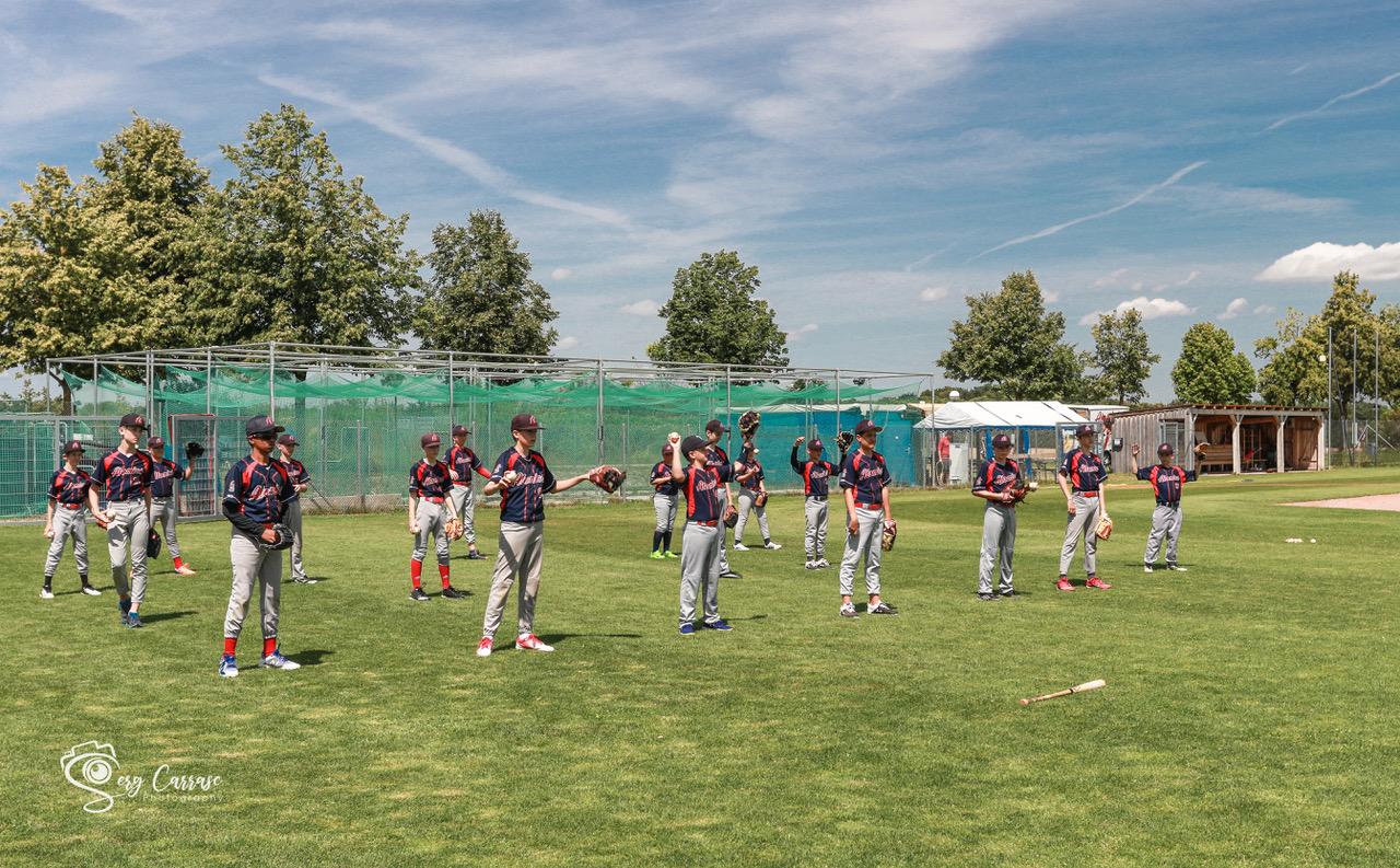 Baseballverein Garching Atomics e.V. – Jugendcamp 2020