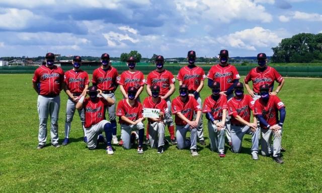 Baseballverein Garching Atomics e.V. – Spendenübergabe